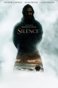 copertina film Silence 2016