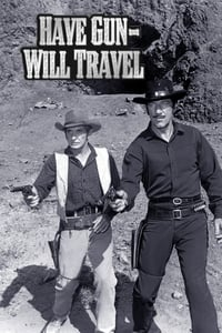 copertina serie tv Have+Gun+%E2%80%93+Will+Travel 1957