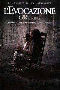 copertina film L%27evocazione+-+The+Conjuring 2013