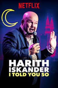 copertina film Harith+Iskander%3A+I+Told+You+So 2018