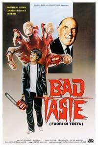 copertina film Bad+Taste+-+Fuori+di+testa 1987