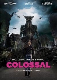 copertina film Colossal 2017