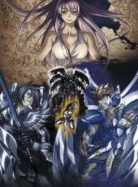 copertina serie tv I+Cavalieri+dello+Zodiaco+-+The+Lost+Canvas 2009