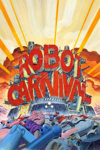 copertina film Robot+Carnival 1987