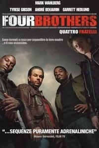 copertina film Four+Brothers+-+Quattro+fratelli 2005
