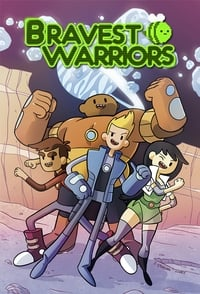 copertina serie tv Bravest+Warriors 2012