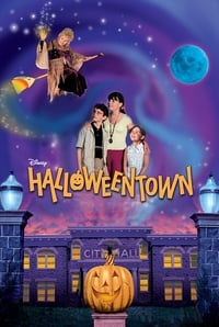 copertina film Halloweentown+-+Streghe+si+nasce 1998