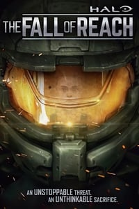 copertina serie tv Halo%3A+The+Fall+of+Reach 2015