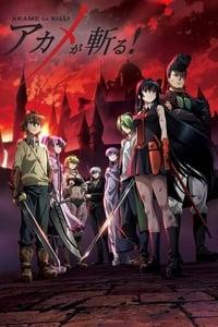 copertina serie tv Akame+ga+Kill%21 2014
