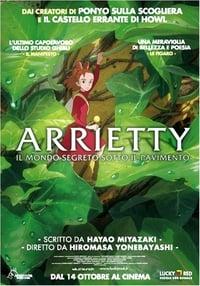 copertina film Arrietty+-+Il+mondo+segreto+sotto+il+pavimento 2010