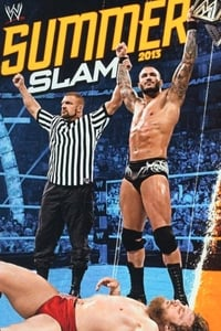copertina film WWE+SummerSlam+2013 2013