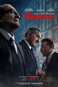 copertina film The+Irishman 2019
