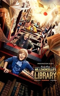 Escapa de la biblioteca del Sr. Lemonchelo (Escape from Mr. Lemoncello's Library) (2017)