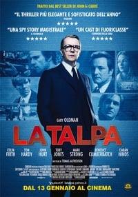 copertina film La+talpa 2011