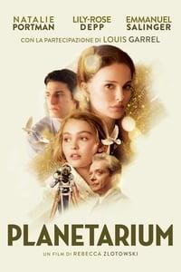copertina film Planetarium 2016