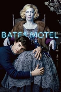 copertina serie tv Bates+Motel 2013