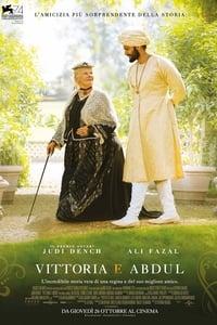 copertina film Vittoria+e+Abdul 2017