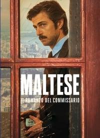 copertina serie tv Maltese+-+Il+Romanzo+del+Commissario 2017
