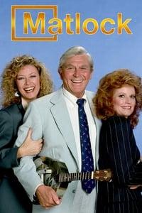 copertina serie tv Matlock 1986