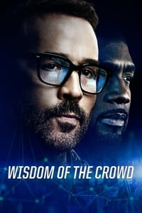 copertina serie tv Wisdom+of+the+Crowd+-+Nella+rete+del+crimine 2017