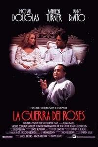 copertina film La+guerra+dei+Roses 1989