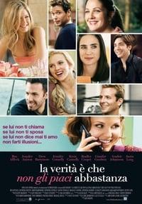 copertina film La+verit%C3%A0+%C3%A8+che+non+gli+piaci+abbastanza 2009