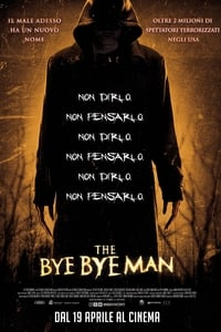 copertina film The+Bye+Bye+Man 2017