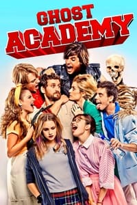 copertina film Ghost+Academy 2012