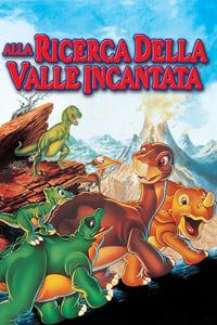 copertina film Alla+ricerca+della+valle+incantata 1988