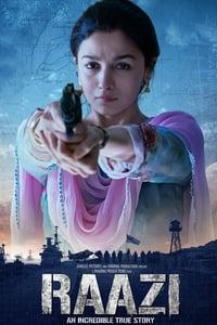 copertina film Raazi 2018