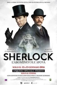 copertina film Sherlock+-+L%27abominevole+sposa 2016