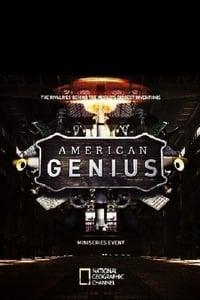copertina serie tv American+Genius 2015