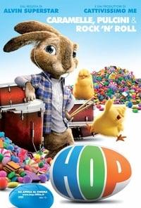 copertina film Hop 2011