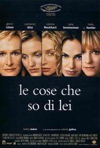 copertina film Le+cose+che+so+di+lei 1999