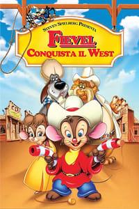 copertina film Fievel+conquista+il+West 1991