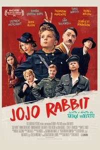 copertina film Jojo+Rabbit 2019