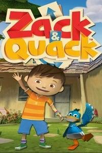 Зак и Кряк - постер