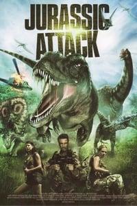 copertina film Jurassic+Attack 2012