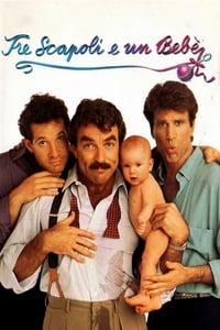 copertina film Tre+scapoli+e+un+beb%C3%A8 1987