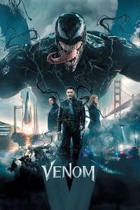 copertina film Venom 2018