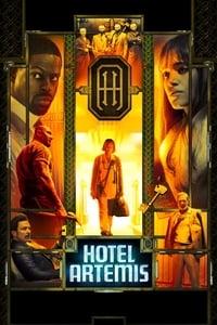 Hotel Artemis (2018) HD