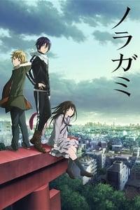 copertina serie tv Noragami 2014