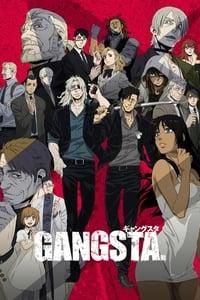 copertina serie tv GANGSTA. 2015