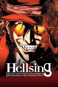 copertina serie tv Hellsing 2001