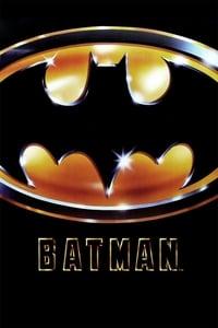 copertina film Batman 1989