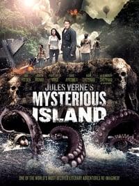 Приключение на таинственном острове - постер