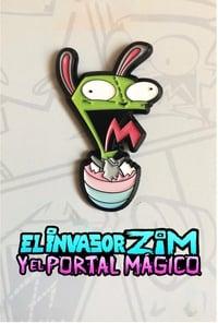 VER El invasor Zim y el portal mágico Online Gratis HD