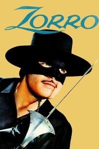 copertina serie tv Zorro 1957