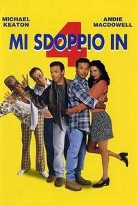 copertina film Mi+sdoppio+in+quattro 1996