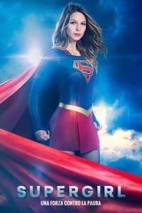 copertina serie tv Supergirl 2015